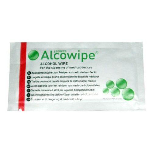 Chusteczki czyszczące do elektroseksu -  sterile cleaning wipe sachets- marki Electrastim