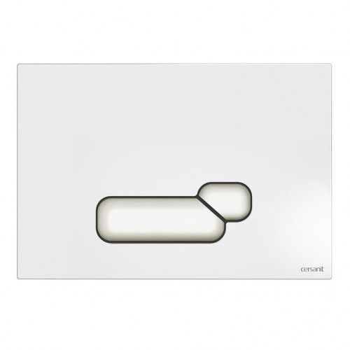 CERSANIT przycisk Actis biały S97-014