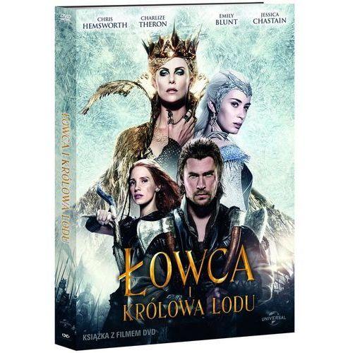 Łowca i Królowa Lodu (Płyta DVD)