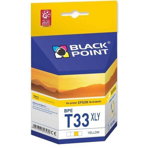 Black point Wkład atramentowy bpet33xly zamiennik epson 33xl (c13t33644012)