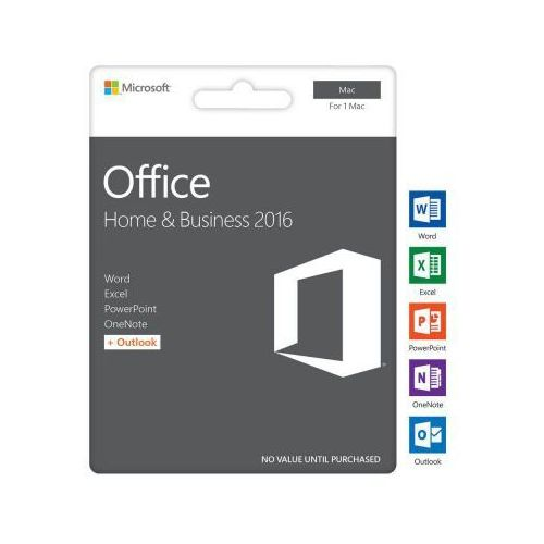 Microsoft Office Home and Business 2016 MAC Polska wersja!