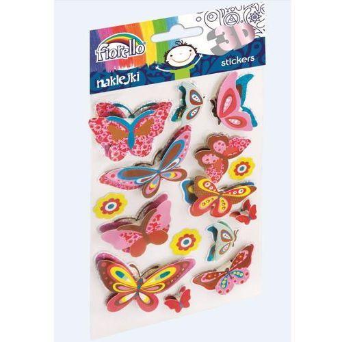 Naklejki dekoracyjne 3d gr-np018 marki Fiorello