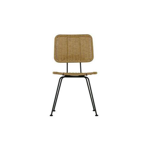 krzesło do jadalni set of 2 hilde naturalne 373635-n marki Woood