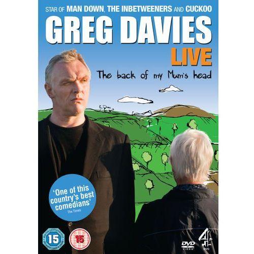 Greg davies live: the back of my mum's head, marki Channel 4