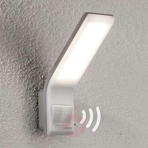 Steinel zewnętrzny reflektor z czujnikiem biały xled 012069