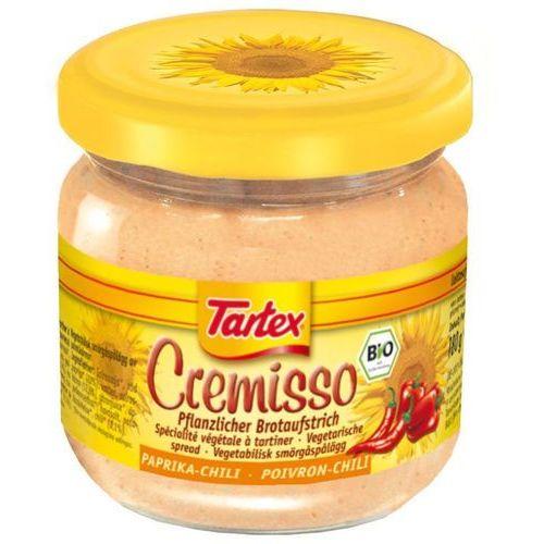 Pasta słonecznikowa papryka - chili 180g bio - , marki Tartex