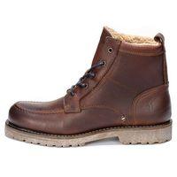 Marc o´polo buty za kostkę męskie 44 brązowy, Marc o'polo