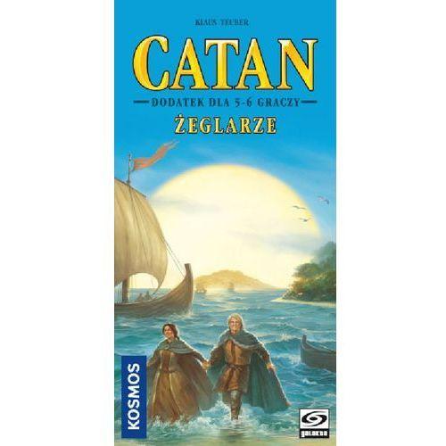 Galakta Catan: Żeglarze Dodatek dla 5/6 graczy