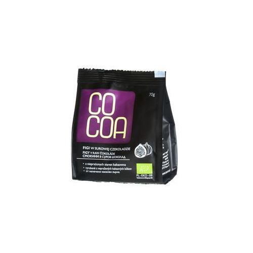 Cocoa Figi w surowej czekoladzie bio 70g - (5902768064520)