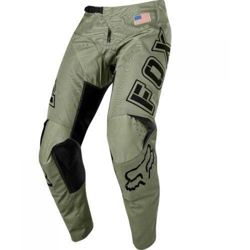 Spodnie fox junior 180 san diego se fatigue green marki Fox_sale