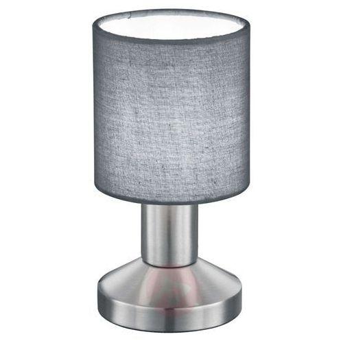 Trio garda lampa stołowa nikiel matowy, 1-punktowy - nowoczesny - obszar wewnętrzny - garda - czas dostawy: od 4-8 dni roboczych