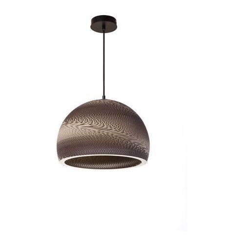 Lampa wisząca arte brązowa designerska marki Sigma