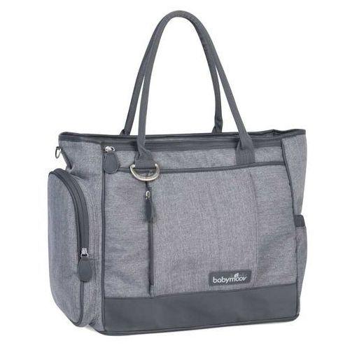Babymoov torba na pieluchy essential bag, smokey (3661276016408)