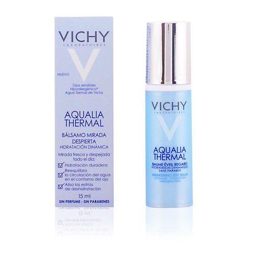 Vichy aqualia thermal dynamiczne nawilżanie balsam rozbudzający spojrzenie 15ml + zestaw 4 miniproduktów idealia gratis (3337871330163)