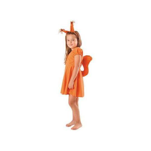 Gam Kostium wiewiórka sukienka - xs - 98/104 cm (5902557252435)