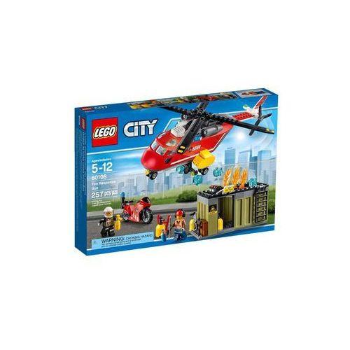 Lego Klocki city helikopter strażacki (5702015591874)