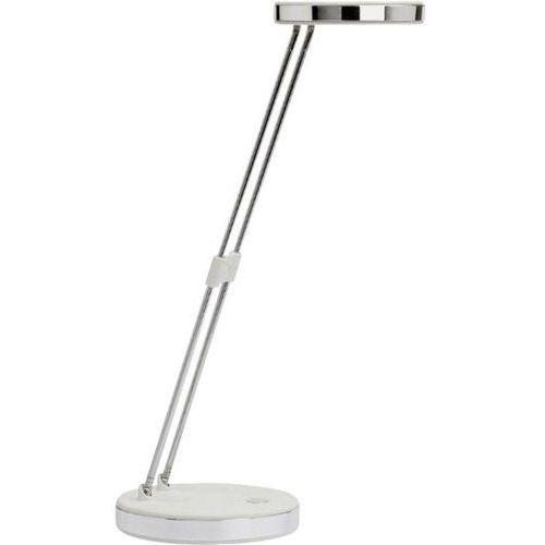 Maul Lampa biurkowa led maulpuck 8201202, 5 w, 230 lm, 6500 k, (øxw) 13 cmx35 cm, biały (4002390061407)