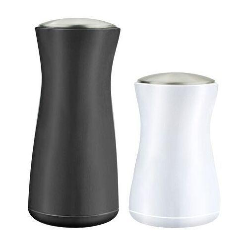 Vialli design Zestaw solniczka i pieprzniczka livio