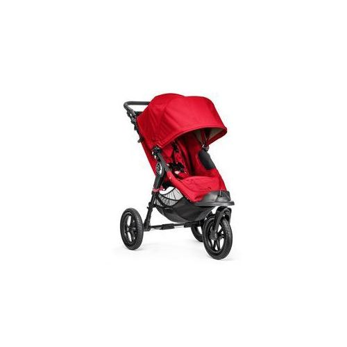 Baby jogger W�zek do biegania city elite single + gratis (red)