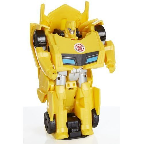 Hasbro Transformers robots in disguise, one step bumblebee