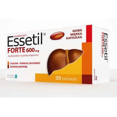 Essetil forte x 30 kapsułek marki Nord farm