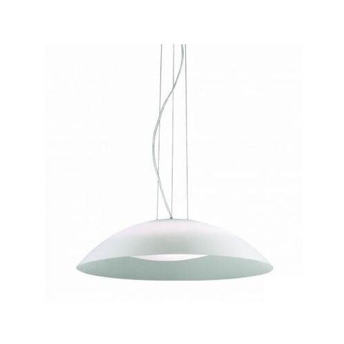 Lampa wisząca LENA SP3 D64 BIANCO, kolor Srebrny,