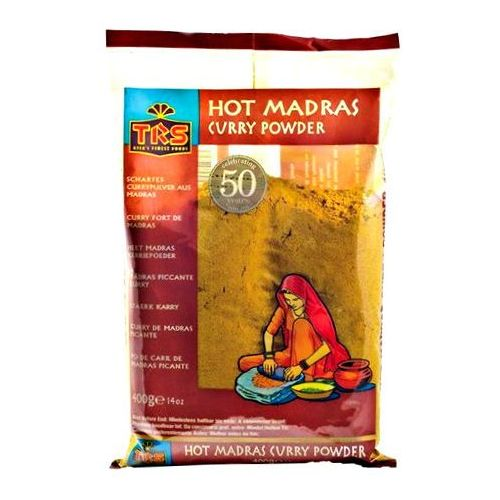 Curry Madras ostre 400g - TRS
