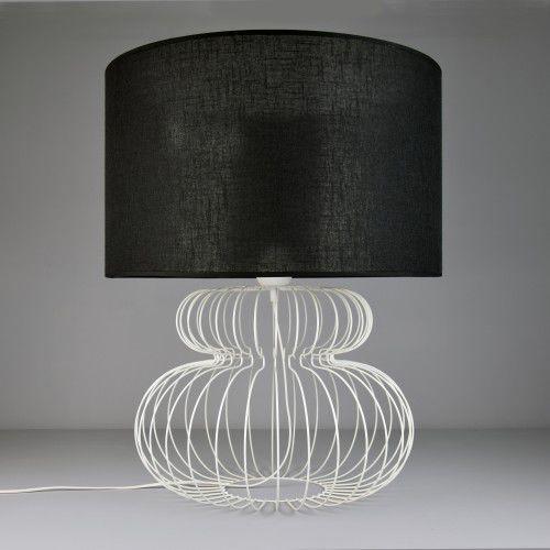 Lampa Biurkowa Big Mash White (5902686724995)
