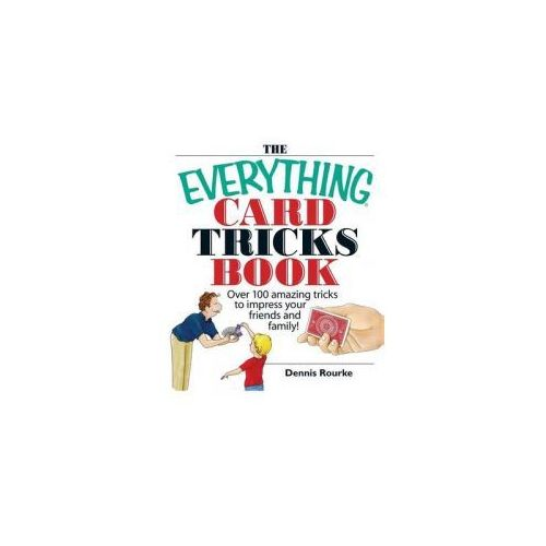 Everything Card Tricks Book (9781593374211)