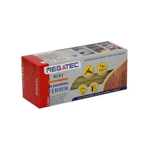 Klej termotopliwy DO DREWNA I KARTONU 11.5 mm / 200 mm 1 kg TERMIK, KKN17240220