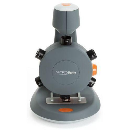 Celestron Mikroskop cyfrowy microspin 822535/44114
