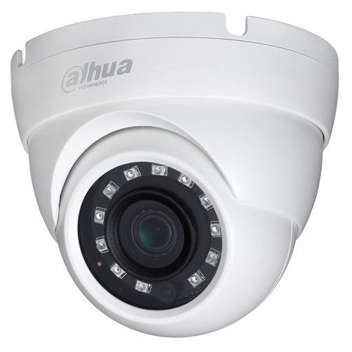 HAC-HDW2221MP-0360B Kamera HD-CVI/ANALOG o rozdzielczości 1080p kopułkowa 3.6mm DAHUA, HAC-HDW2221MP-0360B