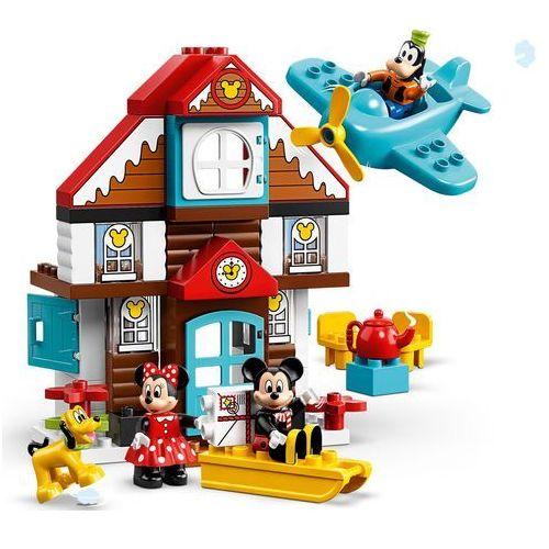 Lego DUPLO Dom wakacyjny mikiego 10889