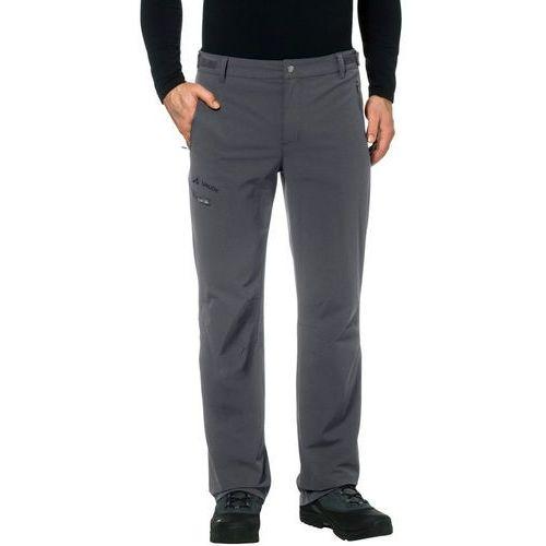 VAUDE Farley II Spodnie długie Mężczyźni szary 52 2018 Spodnie i jeansy (4052285616007)