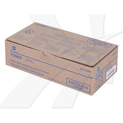 Konica Minolta oryginalny toner TN116K, black, 22000 (2x11000)s, A1UC050, Konica Minolta Bizhub 164, 184, 185, A1UC050