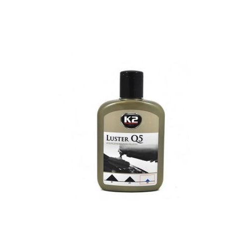 luster q5 niebieski - pasta polerska wykończeniowa 200g marki K2