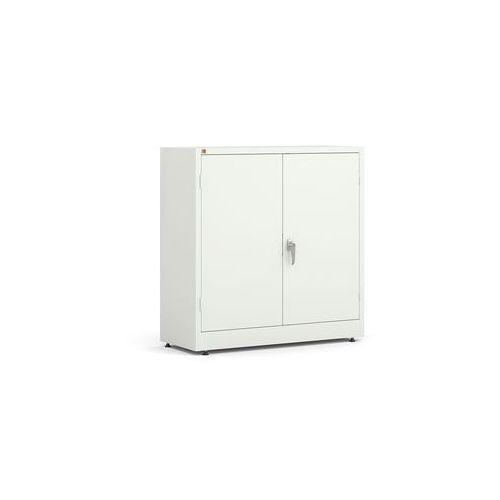 Szafa metalowa Korpus: biały Drzwi: biały
