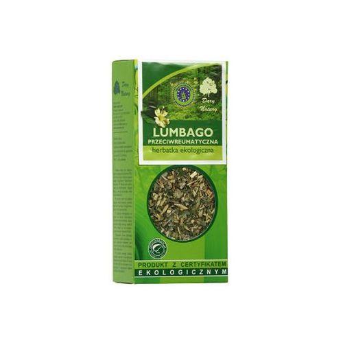 Dary natury Herbata przeciwreumatyczna lumbago bio 50g
