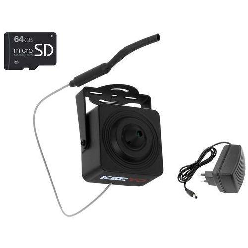 Keeyo Kamera mini pin-hole lv-ip23ph 2mpx 1080p 3.7mm microsd 64gb