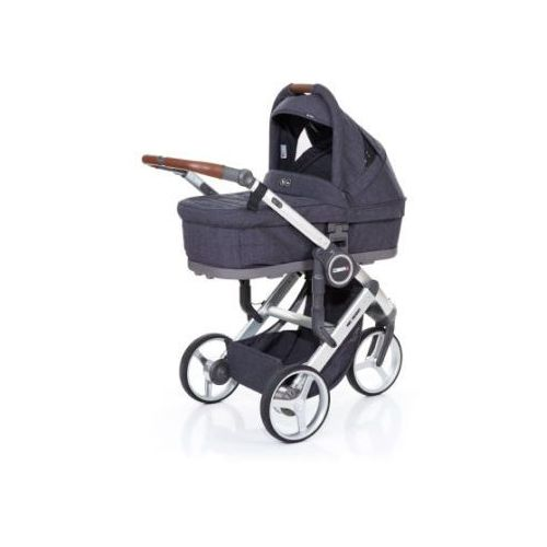Abc design wózek dziecięcy cobra plus street-street, stelaż silver / siedzisko street (4045875037825)