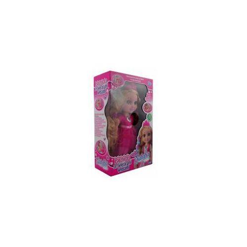 Lalka natalia księżniczka ze świecącymi włosami marki Artyk