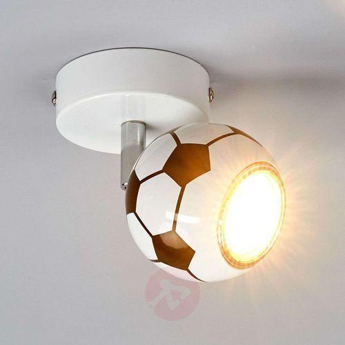 Kinkiet lampa ścienna Spot Light Play 1x4,5W GU10 LED biało/czarny 2500104 (5901602323892)