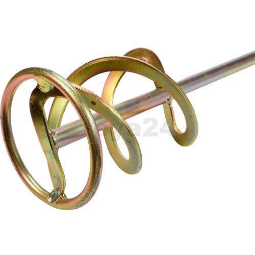 Mieszadło spiralne podwójne 100 x 600 mm sds plus yt-5501 - zyskaj rabat 30 zł marki Yato