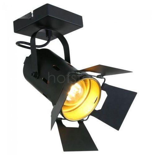 woschnik lampa sufitowa czarny, 1-punktowy - przemysłowy - obszar wewnętrzny - woschnik - czas dostawy: od 2-3 tygodni marki Steinhauer