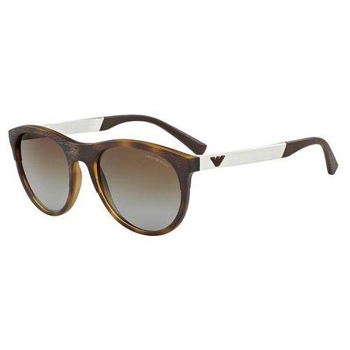 Okulary słoneczne ea4084 polarized 5089t5 marki Emporio armani