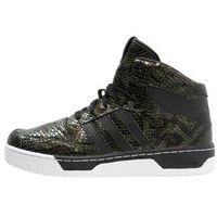 adidas Originals M ATTITUDE REVIVE Tenis�wki i Trampki wysokie core black/white