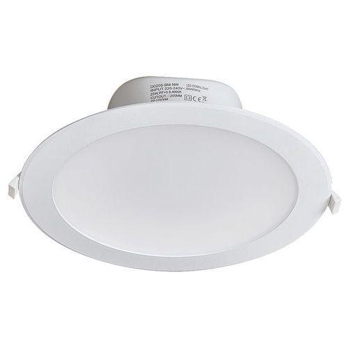 Rabalux Oczko christopher 5901 lampa sufitowa wpuszczana 1x25w led białe (5998250359014)