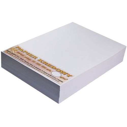 Mazak Papier kredowy 300 g/m2 błyszczący a4