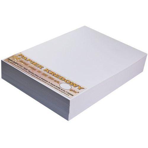 Mazak Papier kredowy 350 g/m2 matowy a4