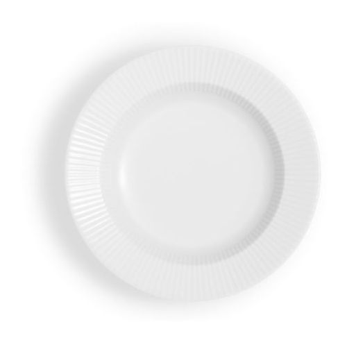 Talerz porcelana głęboki 25 cm, legio nova, biały - marki Eva solo
